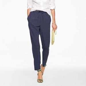 Talbots Oprah Collection Eastport Drawstring Pants